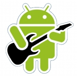 photo-robotic-guitarist-free-android-logo-mikeklo